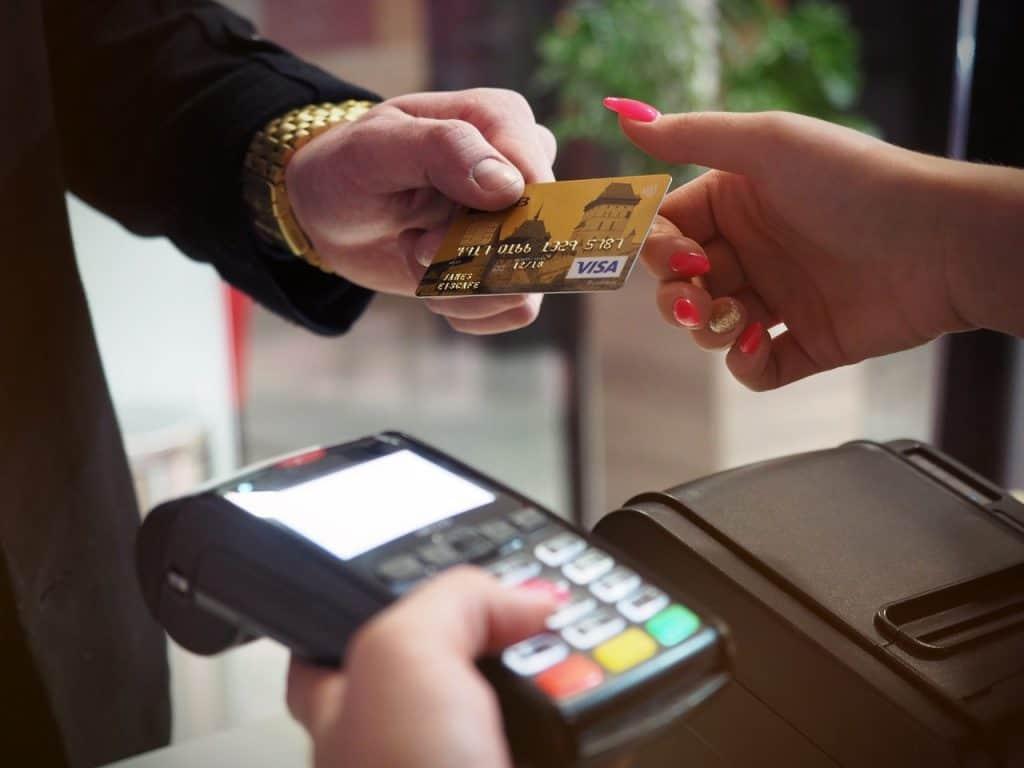 Prepare credit card