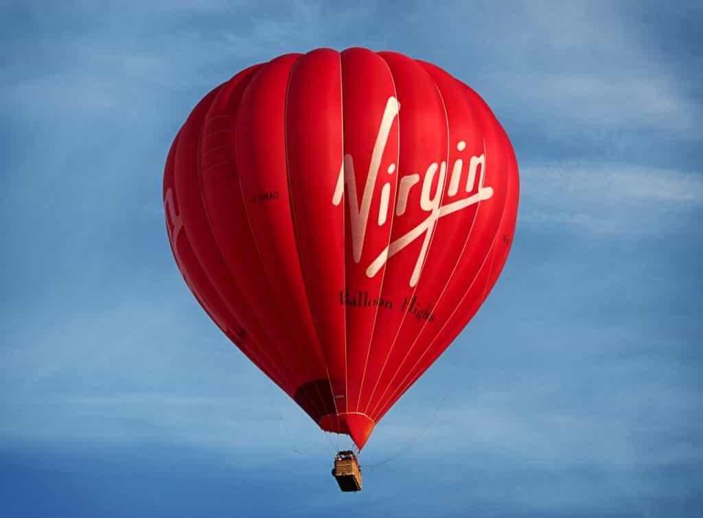 virgin fly