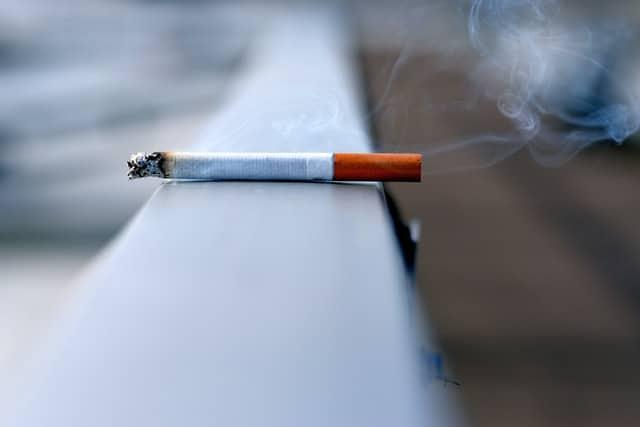 smoking impact on blood circulation